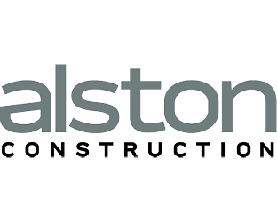 Logo for Alston Construction Company