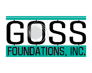 Logo for Goss Foundations, Inc.