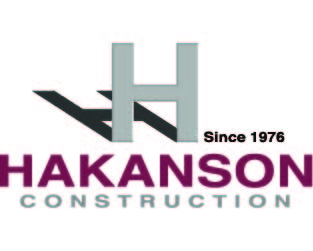 Logo for Hakanson Construction, Inc.
