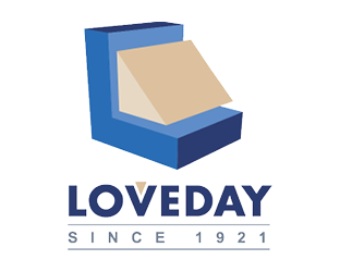 Logo for Loveday Lumber
