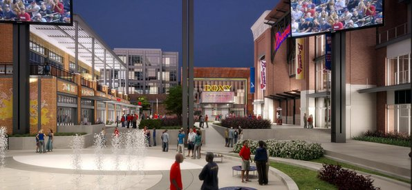 The Battery at SunTrust Park