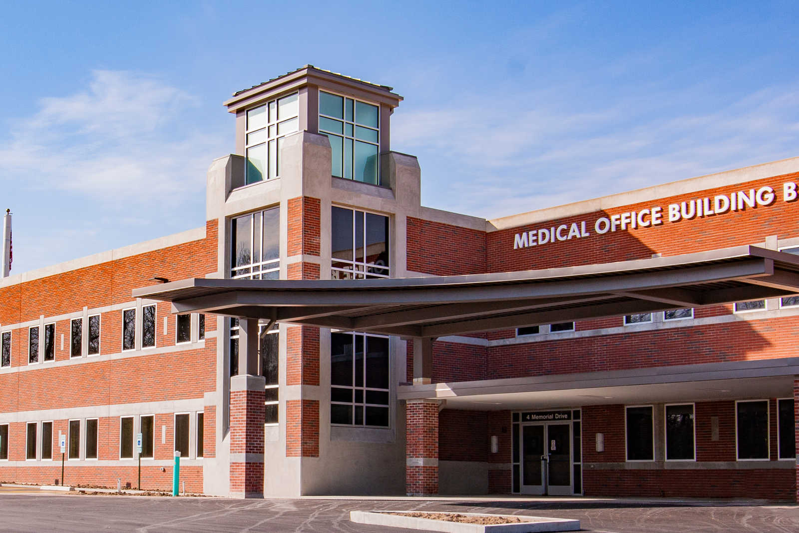 Main banner image for BJC Alton Memorial Medical Office Building