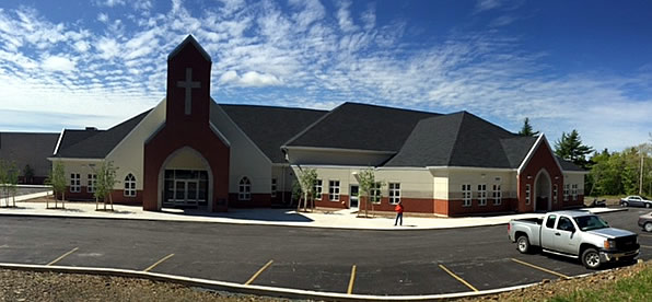 Main banner image for Bridgewater Baptist Church