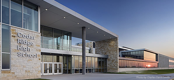Main banner image for Cedar Ridge High School