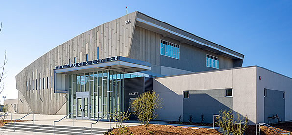 Main banner image for Cal State San Marcos Sports Center