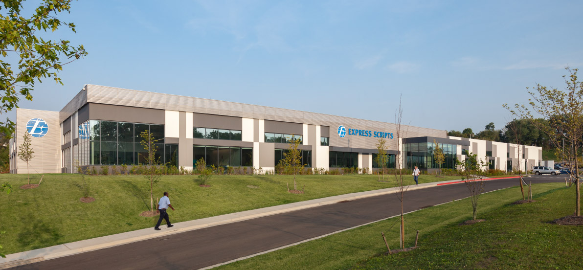 Main banner image for Express Scripts North Huntington Operations Center