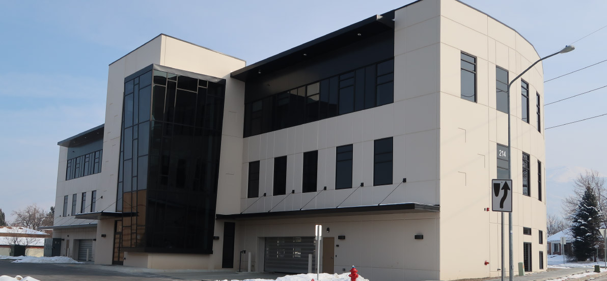 Main banner image for Eyelands Medical Office Building