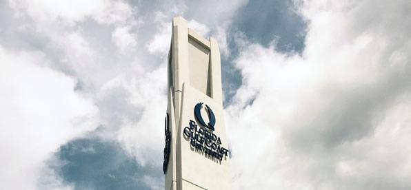 Main banner image for Florida Gulf Coast University Entry Monuments