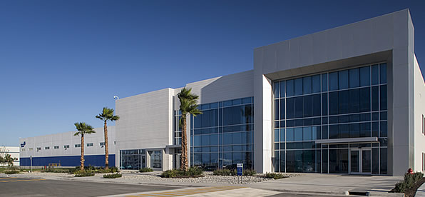 Main banner image for FINSA Monterrey Facility