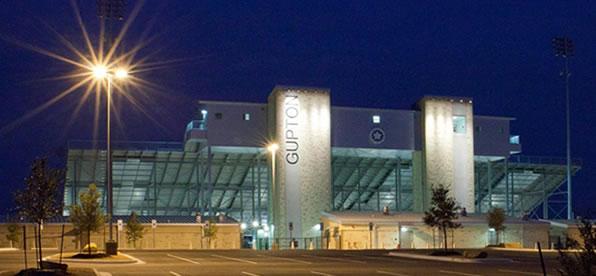 Main banner image for John Gupton Stadium
