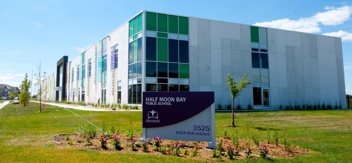 Main banner image for Half Moon Bay Elementary School