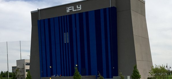 Main banner image for iFly Indoor Skydiving