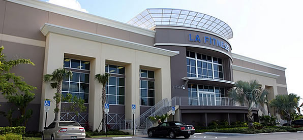 Main banner image for LA Fitness East Boca Raton