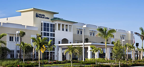 Main banner image for Lakeside Hospital in Belle Glade