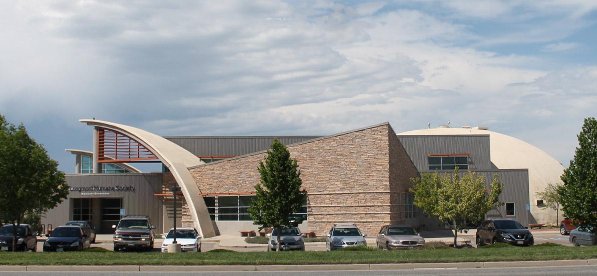 Longmont Humane Society Allen Center