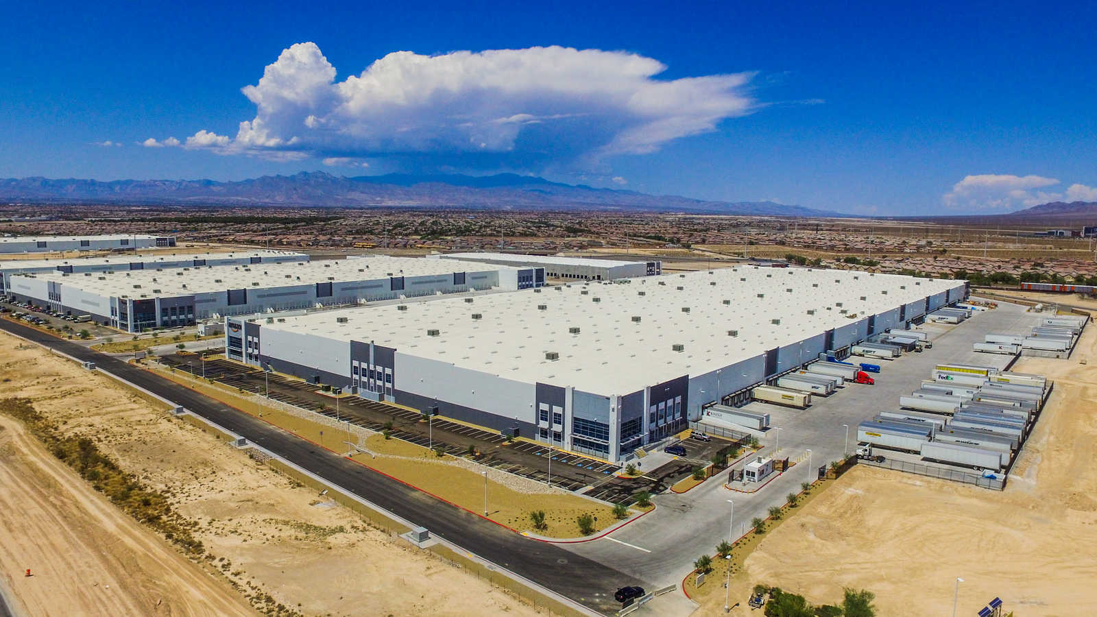 Main banner image for Northgate Distribution Center