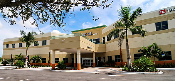 Main banner image for Palm Beach Orthopaedic Institute