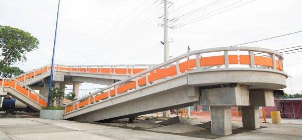 Boca Chica Pedestrian and Motorcycle Bridges
