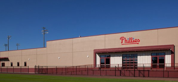Main banner image for Phillies Training Building