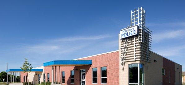 Port Hope Police Station