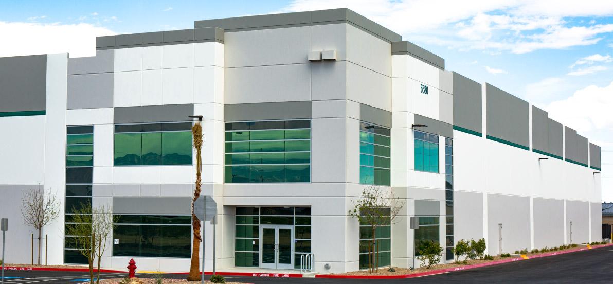 Main banner image for Prologis Beltway Distribution Center