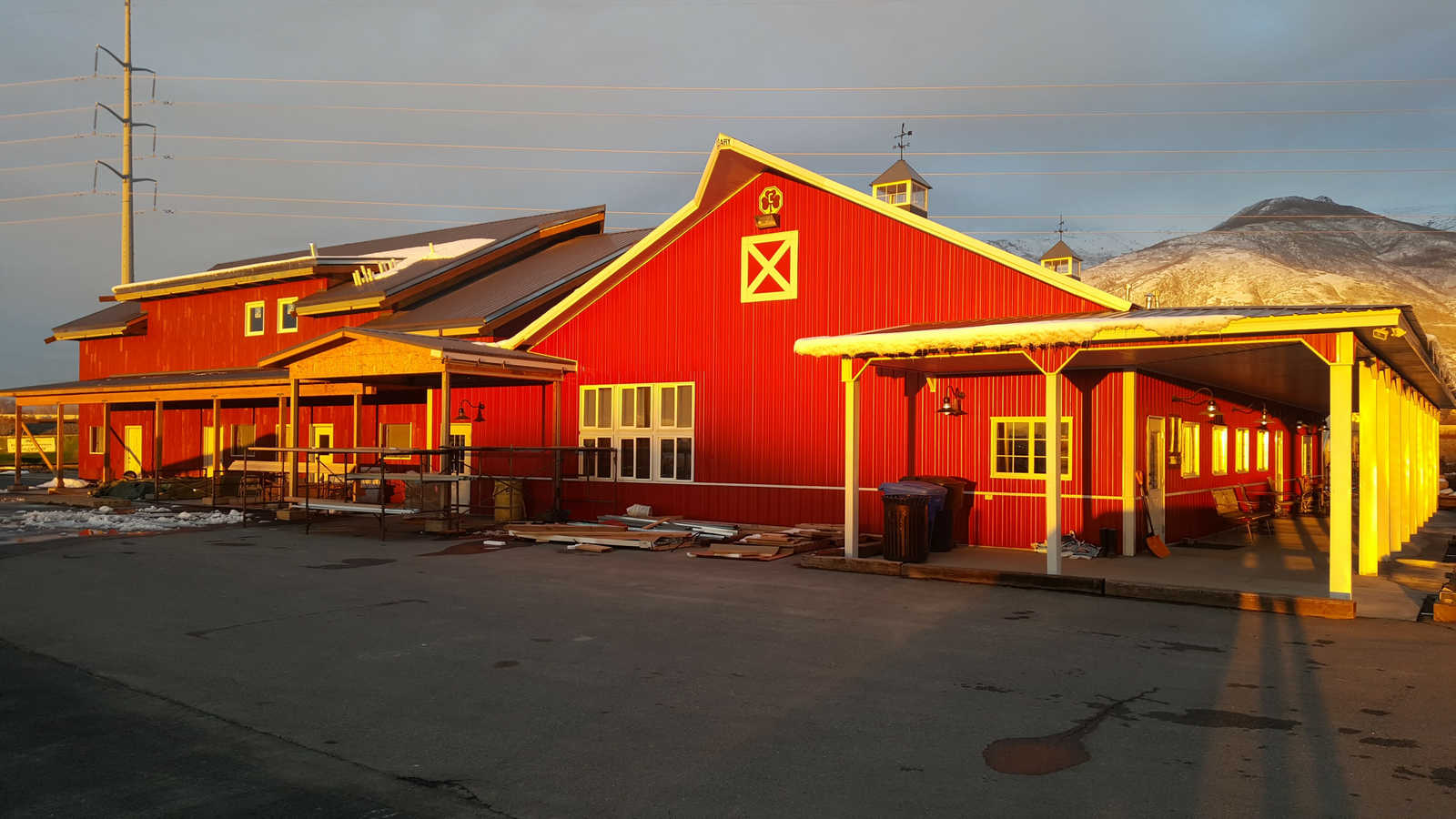 Main banner image for Red Barn