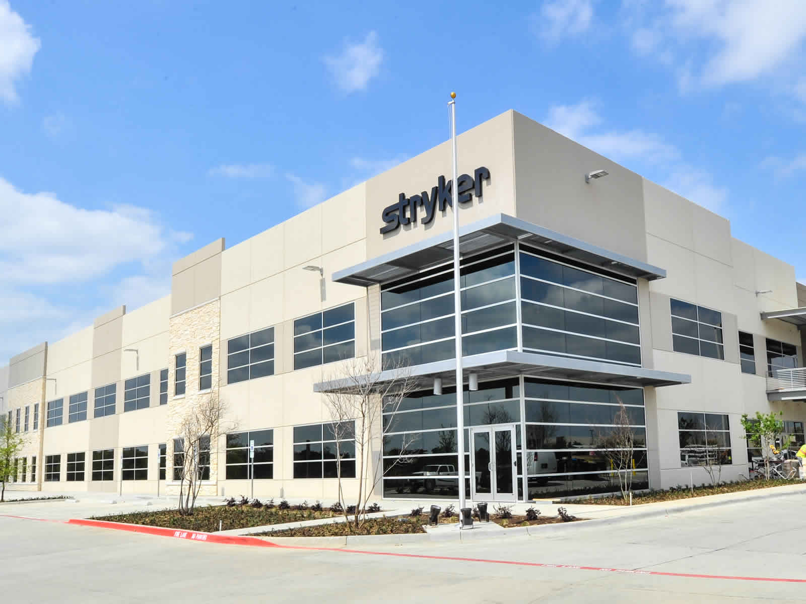 Main banner image for Stryker Regional Distribution Center