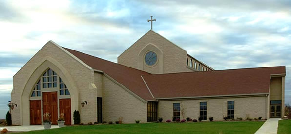 Main banner image for St. Clare Catholic Church