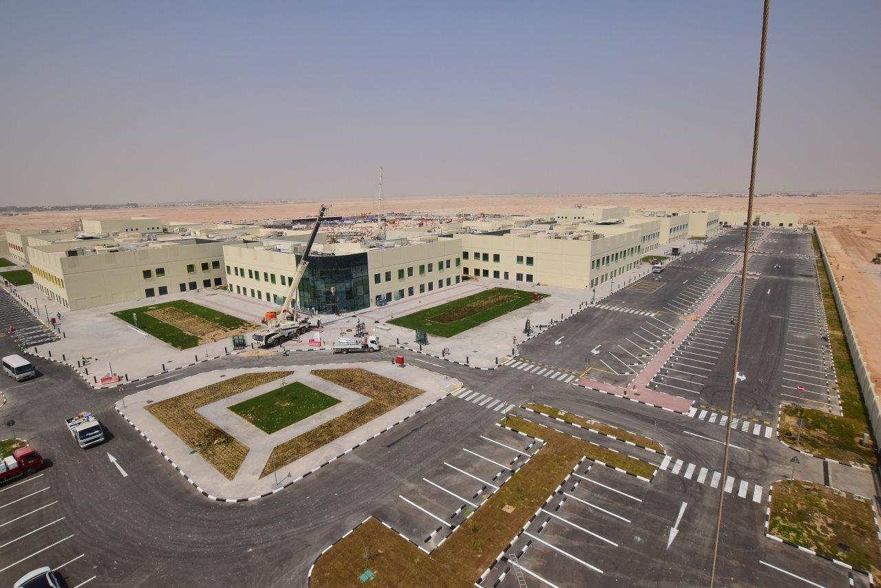 Project Profile Qatar Academy Al Khor Tilt Up Concrete
