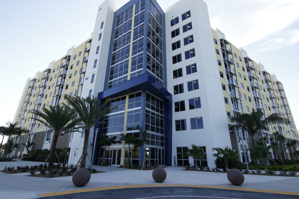 Project Profile Fiu Biscayne Bay Campus Bayview Student