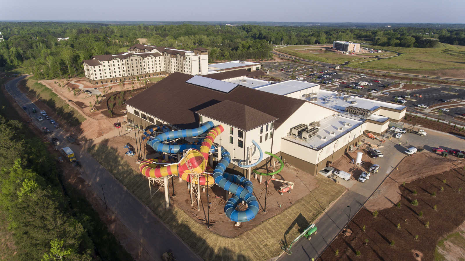 Project Profile Great Wolf Lodge Georgia Tilt Up