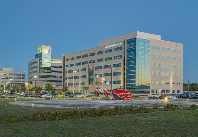 Project Profile Memorial Hermann Katy Hospital Expansion