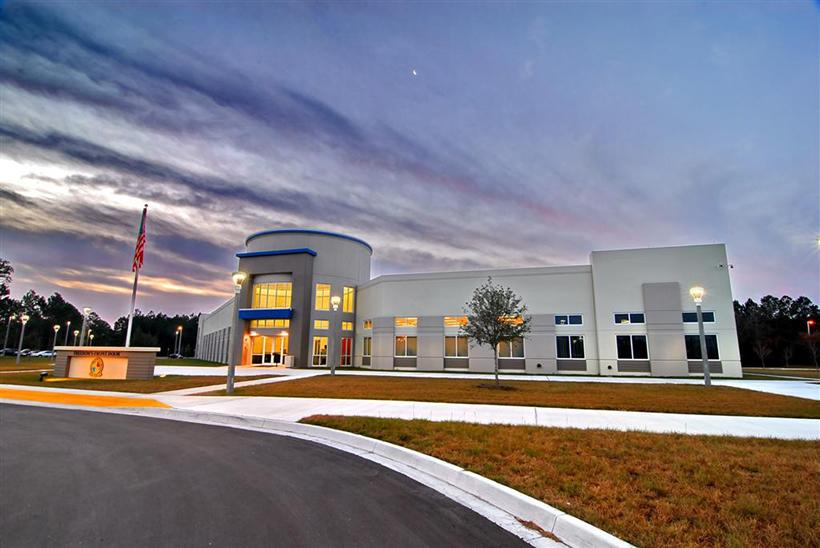 Project Profile Meps Jacksonville Tilt Up Concrete