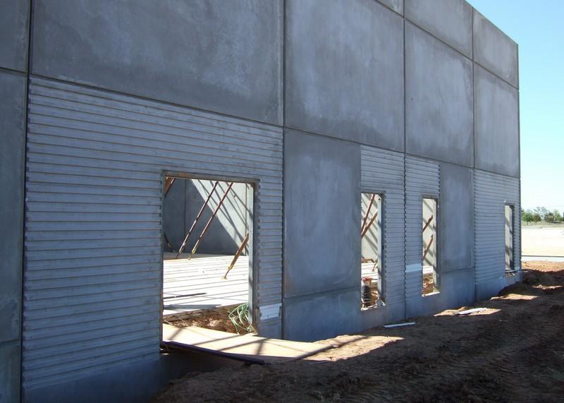 Project Profile Fusion Bible Church Tilt Up Concrete