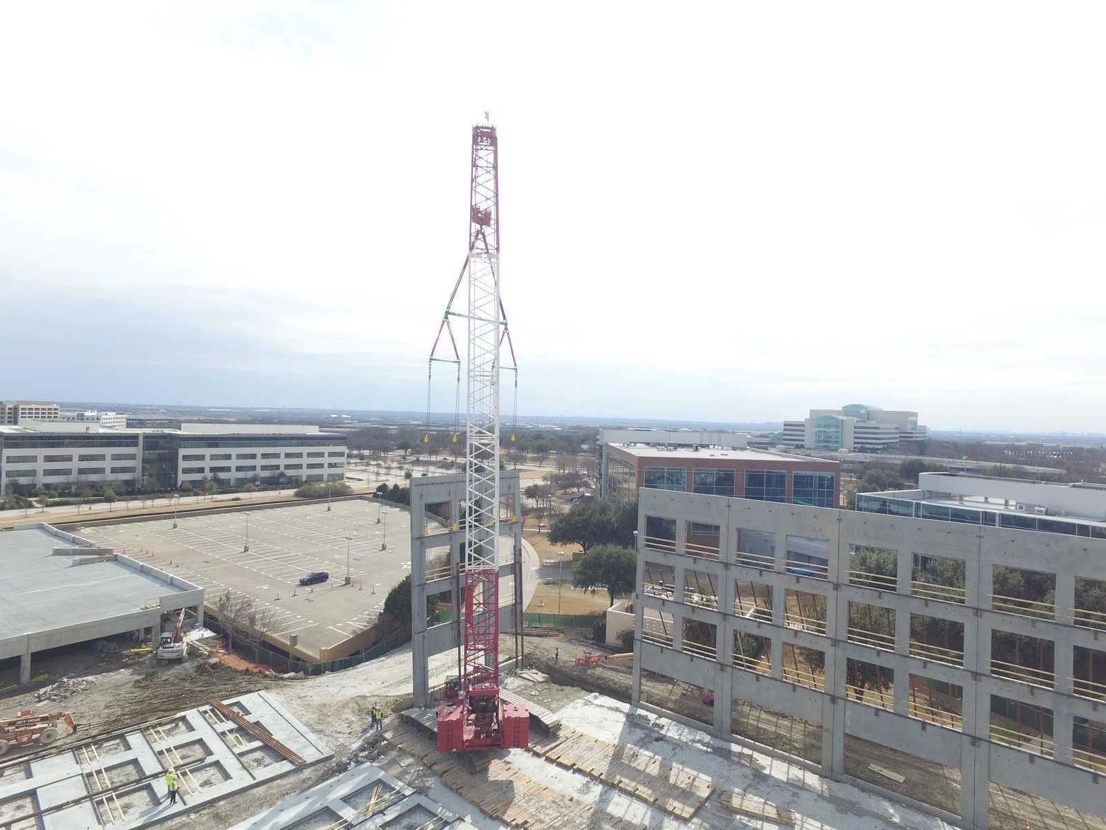 Project Profile: USAA Legacy Corporate Center 3 | Tilt-up Concrete ...